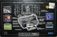 Sega CD (Model 1) [NA] Box Art