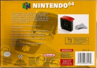 Nintendo 64 Expansion Pak Box Art