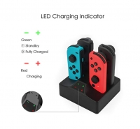 Charging Dock for Nintendo Switch Joy-con Controllers Box Art