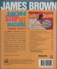 James Brown Non Stop Hit Machine 1965-1971 Box Art
