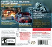 Tom Clancy's Ghost Recon: Shadow Wars Box Art