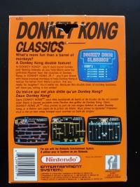 Donkey Kong Classics Box Art