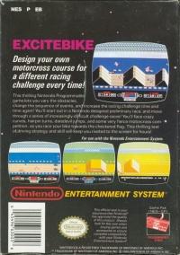 Excitebike Box Art