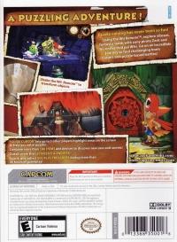 Zack & Wiki: Quest for Barbaros' Treasure Box Art