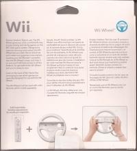 Nintendo Wii Wheel Box Art