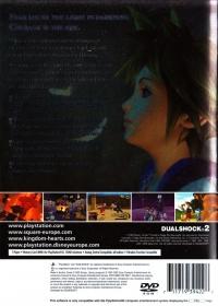 Kingdom Hearts (ELSPA) Box Art