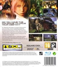 Final Fantasy XIII [UK] Box Art