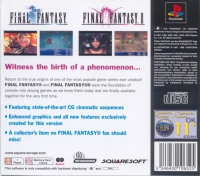 Final Fantasy Origins Box Art