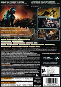 Dead Space 2 - Collector's Edtion Box Art
