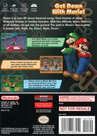 Dance Dance Revolution: Mario Mix Box Art