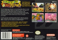 Super Mario World 2: Yoshi's Island Box Art