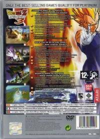 Dragon Ball Z: Budokai 3 - Platinum [ES][IT][PT] Box Art