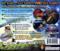 Crash Bandicoot: Warped (Lenticular Cover Insert) Box Art