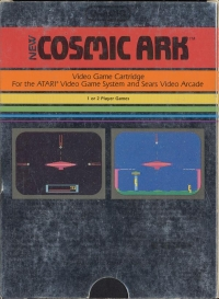 Cosmic Ark (Picture Label) Box Art