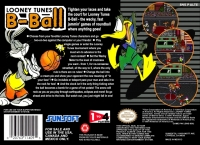 Looney Tunes B-Ball Box Art
