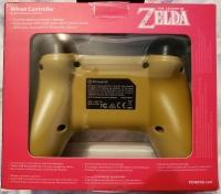 PowerA Wired Controller - Zelda Shadow Edition Box Art