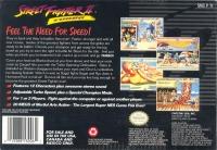 Street Fighter II Turbo Box Art