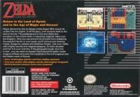 Legend of Zelda, The: A Link to the Past - Players Choice (ESRB E) Box Art