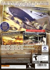 Blazing Angels 2: Secret Missions of WWII [CA] Box Art