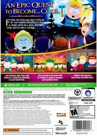 South Park: The Stick of Truth - Platinum Hits Box Art