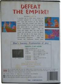 Blue's Journey Box Art