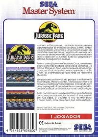 Jurassic Park [PT] Box Art