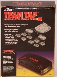 Atari Jaguar Team Tap Box Art