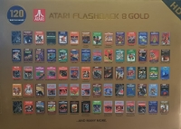 Atari Flashback 8 Gold HD Box Art