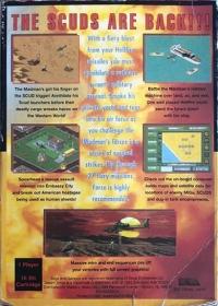 Desert Strike: Return to the Gulf (cardboard slidebox) Box Art