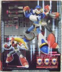 Tamashii Nations D-Arts - Zero 1st ver. (Rockman X) Box Art