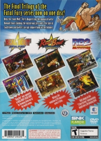 Fatal Fury: Battle Archives Volume 2 Box Art