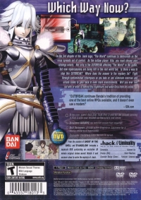 .hack//Outbreak Box Art