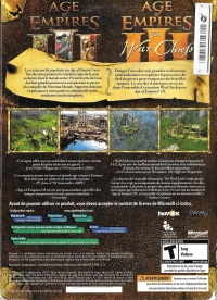 Age of Empires III - Gold Edition [CA] Box Art