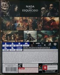 Terra-Média: Sombras da Guerra Edição Limitada Box Art