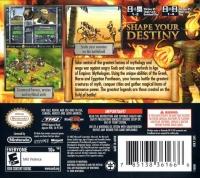 Age of Empires: Mythologies Box Art