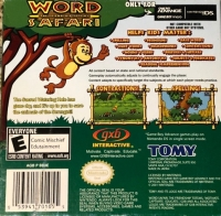 Word Safari: The Friendship Totems Box Art