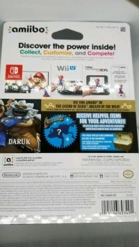 Daruk - The Legend of Zelda: Breath of the Wild Box Art