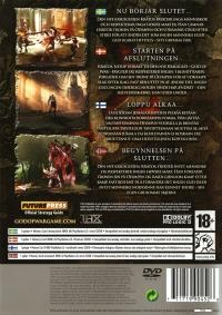 God of War II - Platinum [DK][FI][NO][SE] Box Art