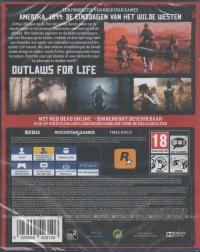Red Dead Redemption II [NL] Box Art