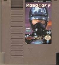 RoboCop 2 Box Art
