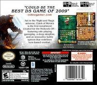 Might & Magic: Clash of Heroes Box Art