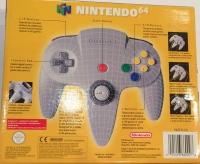 Nintendo 64 Controller - Gray Box Art