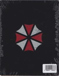 Resident Evil 2 Steelbook Box Art