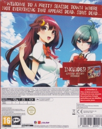 WorldEnd Syndrome - Day One Edition Box Art