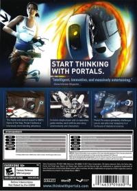 Portal 2 Box Art