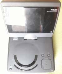 Philips Portable CD - Interactive Player CDi 360 Box Art