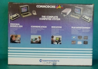 Commodore 64 [NA] Box Art