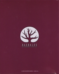 Daedalus: The Awakening of Golden Jazz - Limited Collector's Edition Box Art