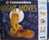 Commodore 64 - Mindbenders / Night Moves Box Art