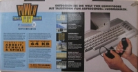 Commodore 64 - Power Play Super System Box Art